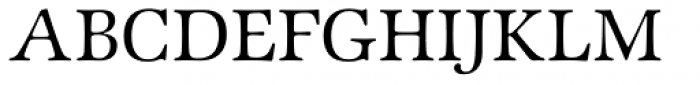 ITC Zapf International Std Light Font UPPERCASE