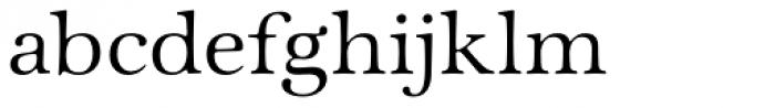 ITC Zapf International Std Light Font LOWERCASE