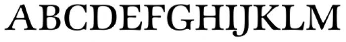 ITC Zapf International Std Medium Font UPPERCASE