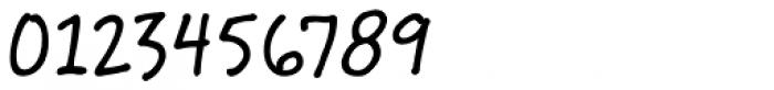 ITC Zemke Hand Font OTHER CHARS