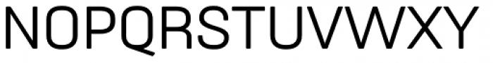 Itaca Wide Demi Bold Font UPPERCASE