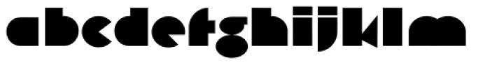 Italiano Doc Regular Font LOWERCASE