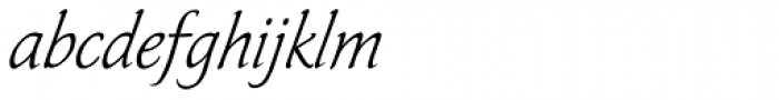 Italican Oblique X2 Font LOWERCASE