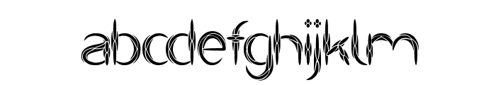 IVORY CULTURE Font LOWERCASE