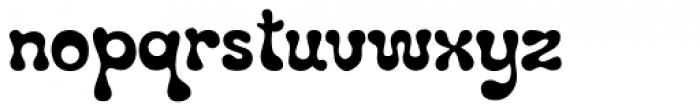 Ivan Zemtsov Font LOWERCASE