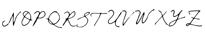 Iwfxv03 Font UPPERCASE