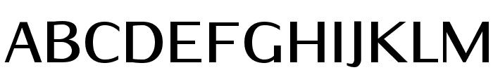 Iwona-Bold Font UPPERCASE