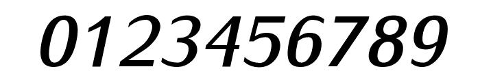 Iwona-BoldItalic Font OTHER CHARS