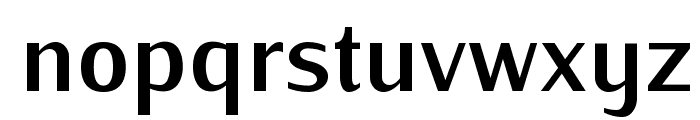Iwona-Bold Font LOWERCASE