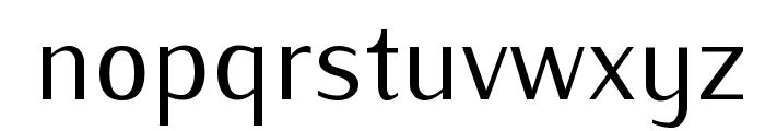 Iwona-Regular Font LOWERCASE