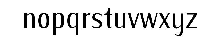 IwonaCond-Regular Font LOWERCASE