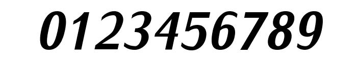 IwonaCondHeavy-Italic Font OTHER CHARS