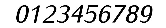 IwonaMedium-Italic Font OTHER CHARS