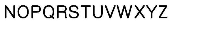 Iwata G Kyoukasho Bold Font UPPERCASE
