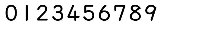 Iwata G Kyoukasho Heavy Font OTHER CHARS