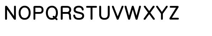 Iwata G Kyoukasho Heavy Font UPPERCASE