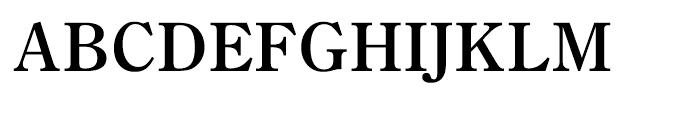 Iwata Mincho Old Bold Font UPPERCASE