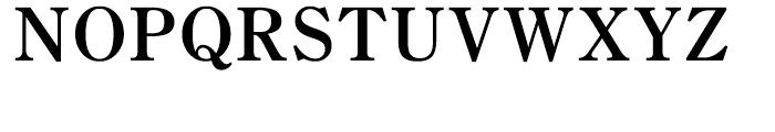Iwata Mincho Old Pr6 Bold Font UPPERCASE
