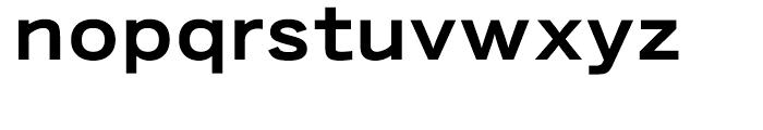 Iwata New Gothic Pro Bold Font LOWERCASE