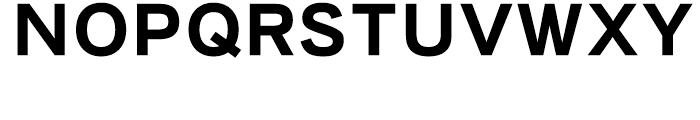 Iwata New Gothic Std Extrabold Font UPPERCASE