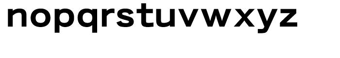 Iwata New Gothic Std Extrabold Font LOWERCASE