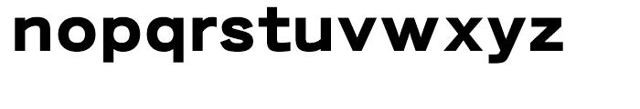 Iwata New Gothic Std Heavy Font LOWERCASE
