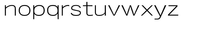 Iwata New Gothic Std Light Font LOWERCASE