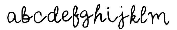 IYSForeverandEver Font UPPERCASE