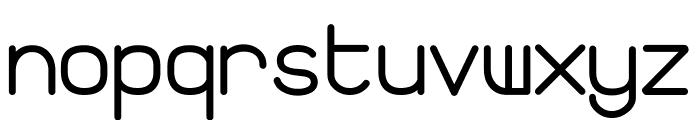Izayoi Monospaced Font LOWERCASE