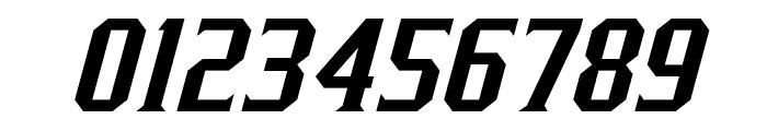 J-LOG Razor Edge Serif Small Caps Italic Font OTHER CHARS