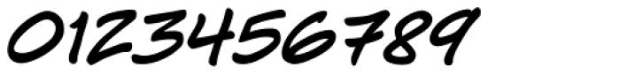 J. Scott Campbell Lower Italic Font OTHER CHARS