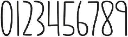 Jabana Extra Extended Light otf (300) Font OTHER CHARS