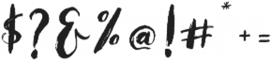 Jack Frost V.2 otf (400) Font OTHER CHARS