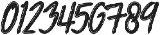 Jacklyen otf (400) Font OTHER CHARS