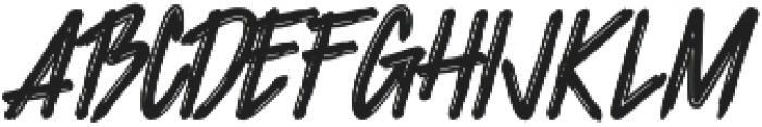 Jacklyen otf (400) Font LOWERCASE