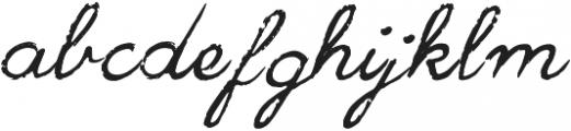 Jackpot Script Italic Medium ttf (500) Font UPPERCASE