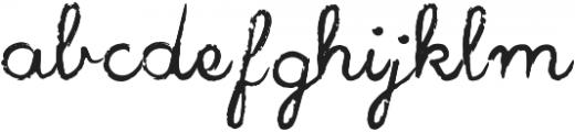 Jackpot Script Regular ttf (400) Font UPPERCASE
