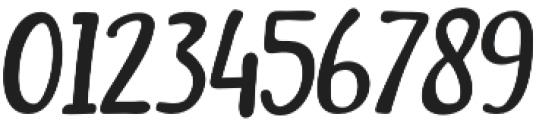 Jacqueline otf (400) Font OTHER CHARS
