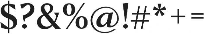 Jadeline Serif ttf (400) Font OTHER CHARS