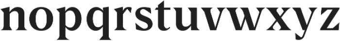 Jadeline Serif ttf (400) Font LOWERCASE