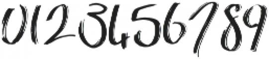 Jameican Blue Alt otf (400) Font OTHER CHARS