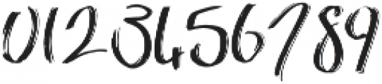 Jameican Blue otf (400) Font OTHER CHARS