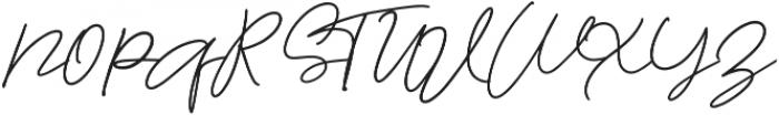 Jamsuit otf (400) Font UPPERCASE