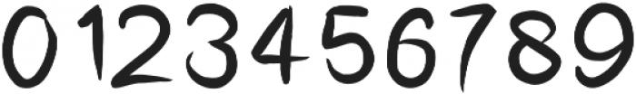 Jamy otf (400) Font OTHER CHARS
