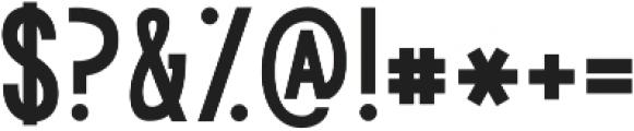 Janda Fabulous ttf (400) Font OTHER CHARS