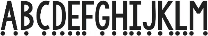 Janda Fabulous ttf (400) Font LOWERCASE