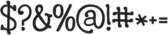 Janda Happy Day ttf (400) Font OTHER CHARS