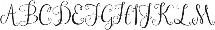 Janda Scrapgirl Dots ttf (400) Font UPPERCASE