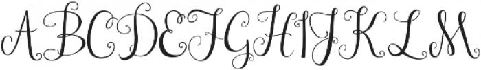 Janda Scrapgirl Dots ttf (400) Font LOWERCASE