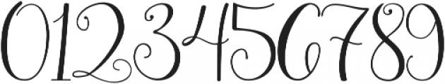 Janda Stylish Monogram ttf (400) Font OTHER CHARS